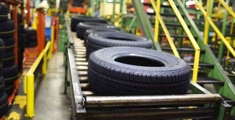Providing High Quality Tires to North America