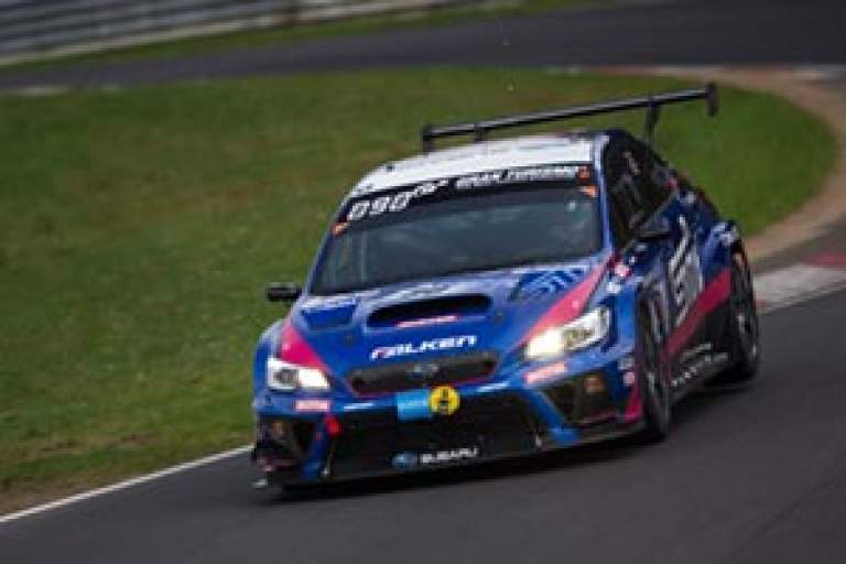 Racecar Outfitted with FALKEN Tires to Compete in the 46th ADAC ZURICH 24h-Race Nurburgring